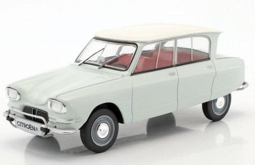 Whitebox metalowy model samochodu Citroen AMI 6 1961.jpg
