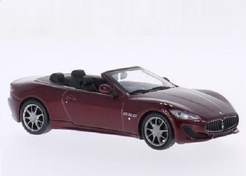 Whitebox model samochodu Maserati Grancabrio Sport.jpg
